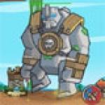 เกมส์ศึกยักษ์ใหญ่กับคนเล็ก, เล่นเกมส์ปกป้องอาณาจักร