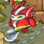 เกมส์นินจาในตำนานมันส์สุดขั้ว, เกมส์นินจาพ็อกเก็ตต่อสู้, เกมส์ Pocket Ninja