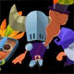 เกมส์ยอดอัศวินนักวิ่งกระโดดดึ๋งๆ, เล่นเกมฟรี Knight Runner