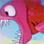 เกมส์ผจญภัยปลาปิรันย่าจอมขเมือบ (ปลดล็อค)
