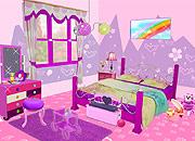 เกมส์แต่งบ้าน ( Princess Room Decoration )