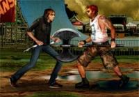 เกมส์ต่อสู้ Warped Tour Massacre