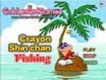 เกมส์ชินจังตกปลา, เกมส์ตกปลาออนไลน์ สนุกมาก น่าเล่นสุดๆ!