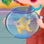 เกมส์เลี้ยงปลาทอง, เกมส์เด็กน้อยช่วยเลี้ยงปลาทอง
